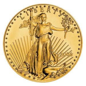 American Gold Eagle ½oz