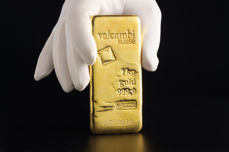 1 Kilo Gold Bullion Bar