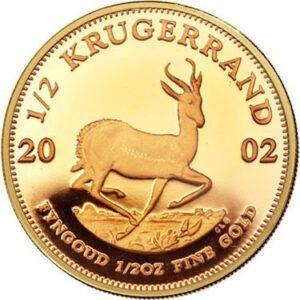 Krugerrand ½oz
